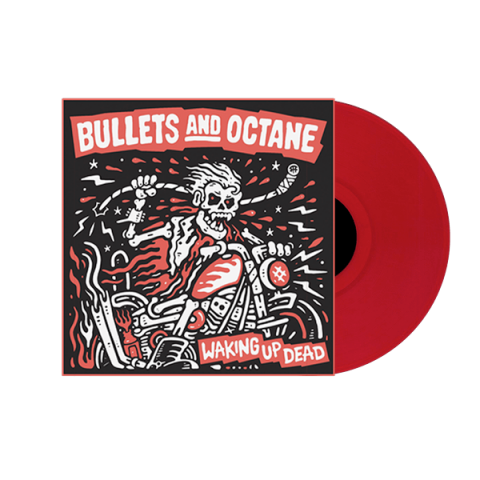 Bullets And Octane Vinyl Release // Spring 2019 UK Tour